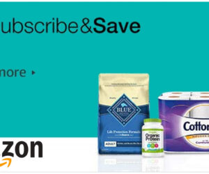 Amazon Subscibe And Save