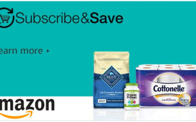Amazon Coupons – 15% Off With Amazon Subscribe & Save