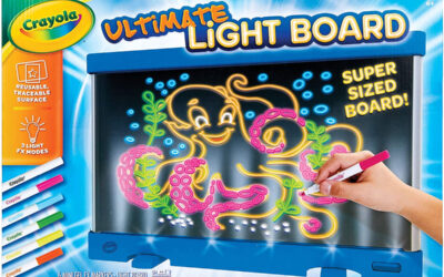 Crayola Ultimate Lightboard – An Honest Review
