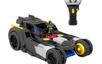Imaginext DC Super Friends Batmobile – Best Toys Review