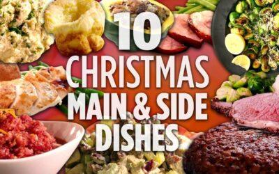10 Christmas Main And Side Dishes   Holiday Dinner Recipes   Allrecipes.com