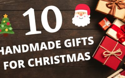 10 AWESOME HANDMADE CHRISTMAS GIFT IDEAS 2020   DIY GIFTS FOR CHRISTMAS   GIFT MAKING AT HOME